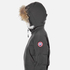 Canada Goose Women's Savona Bomber Jacket - Graphite: Image 5