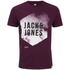 Jack & Jones Men's Core Atmosphere T-Shirt - Port: Image 1