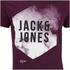 Jack & Jones Men's Core Atmosphere T-Shirt - Port: Image 3