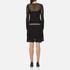 Diane von Furstenberg Women's Celina Dress - Black: Image 3