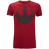 T-Shirt Homme Star Wars Rebel Alliance Antique - Rouge