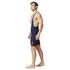 adidas Men's Team GB Replica Training Cycling Bib Shorts - Blue: Image 2