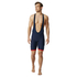 adidas Men's Team GB Replica Cycling Bib Shorts - Blue: Image 1