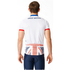 adidas Men's Team GB Replica Cycling Short Sleeve Jersey - White: Image 3