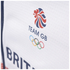 adidas Women's Team GB Replica Cycling Short Sleeve Jersey - White: Image 3