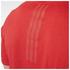 adidas Men's Supernova Running T-Shirt - Red: Image 6