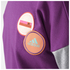adidas Women's Stella Sport Spacer Training Crew Sweatshirt - Purple: Image 5