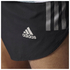 adidas Men's Adizero Split Running Shorts - Black: Image 4