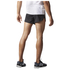 adidas Men's Adizero Split Running Shorts - Black: Image 3