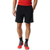 adidas Men's Cool 365 Training Shorts - Black: Image 1