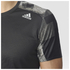 adidas Men's Response Graphic Running T-Shirt - Black: Image 4