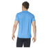 adidas Men's Sequencials Climalite Running T-Shirt - Blue: Image 3