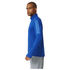 adidas Men's Response 1/4 Zip Long Sleeve Running T-Shirt - Blue: Image 2
