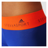 adidas Women's Stella Sport Workout Training Shorts - Blue: Image 4