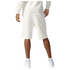 adidas Men's HVY Terry Training Shorts - White: Image 3