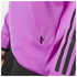 adidas Women's Full Zip Training Gym Hoody - Purple: Image 6
