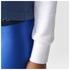 adidas Women's Stella Sport Spacer Training Crew Sweatshirt - Blue: Image 6