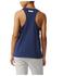 adidas Women's Stella Sport Cotton Training Tank Top - Blue/Pink: Image 3