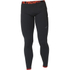 adidas Men's Techfit Performance Climachill Tights - Black: Image 1
