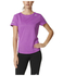 adidas Women's Sequencials Climalite Running T-Shirt - Purple: Image 7