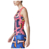 adidas Women's Stella Sport College Training Tank Top - Pink/Blue: Image 2