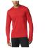 adidas Men's Supernova Long Sleeve Running T-Shirt - Red: Image 7