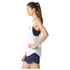 adidas Women's Lightweight Training Tank Top - White: Image 2