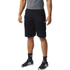adidas Men's Swat Plain Training Shorts - Black: Image 1