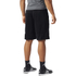 adidas Men's Swat Plain Training Shorts - Black: Image 3