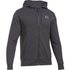 Under Armour Men's Triblend Full Zip Hoody - Asphalt Heather: Image 1
