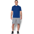 Under Armour Men's Tech Short Sleeve T-Shirt - Royal/Black: Image 3