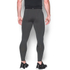 Under Armour Men's Armour HeatGear Compression Training Leggings - Carbon Heather/Black: Image 4