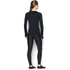 Under Armour Women's ColdGear Armour Crew Long Sleeve Shirt - Black: Image 5