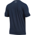 Under Armour Men's Stack Attack Short Sleeve T-Shirt - Midnight Navy: Image 2