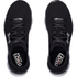 Under Armour Men's SpeedForm Gemini 2.1 Running Shoes - Black/White/Silver: Image 4