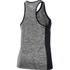 Under Armour Women's Colorblock Tech Tank - Black: Image 2