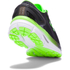 Under Armour Men's SpeedForm Gemini 2.1 Running Shoes - Black/White/Green: Image 3