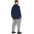 Under Armour Men's Retro Batman Triblend Hoody - Navy: Image 5