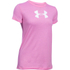 Under Armour Women's Favorite Big Logo Short Sleeve T-Shirt - Verve Violet: Image 1