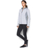 Under Armour Women's Swacket Full Zip Hoody - Steel: Image 4