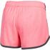 Under Armour Women's Tech Twist Shorts - Brilliance Pink: Image 2