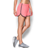 Under Armour Women's Tech Twist Shorts - Brilliance Pink: Image 3