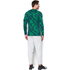 Under Armour Men's ColdGear Jacquard Crew Long Sleeve Shirt - Nova Teal: Image 5