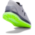 Under Armour Men's SpeedForm Slingride Running Shoes - Glacier Gray/Hyper Green: Image 3