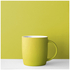 Root7 Neon Mug - Yellow: Image 1