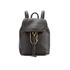 Diane von Furstenberg Women's Love Power Leather Backpack - Black: Image 1