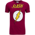 DC Comics Men's Flash T-Shirt - Red: Image 1