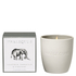 Harlequin Savanna Leather Tobacco and Cognac Tumbler Candle: Image 1