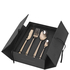 Broste Copenhagen Hune Rose Gold Cutlery Set: Image 1