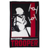 Star Wars Classic Stormtrooper Polar Fleece Blanket - 120 x 150cm: Image 1
